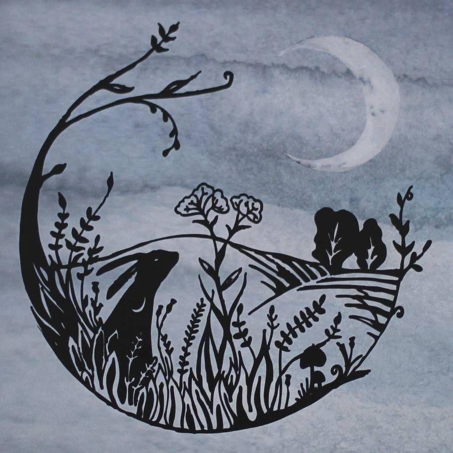 50++ Hare moon info