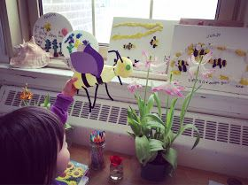 Wonders in Kindergarten: A honeybee inquiry: The importance of noticing a spark, giving time, slowing down and stepping back!