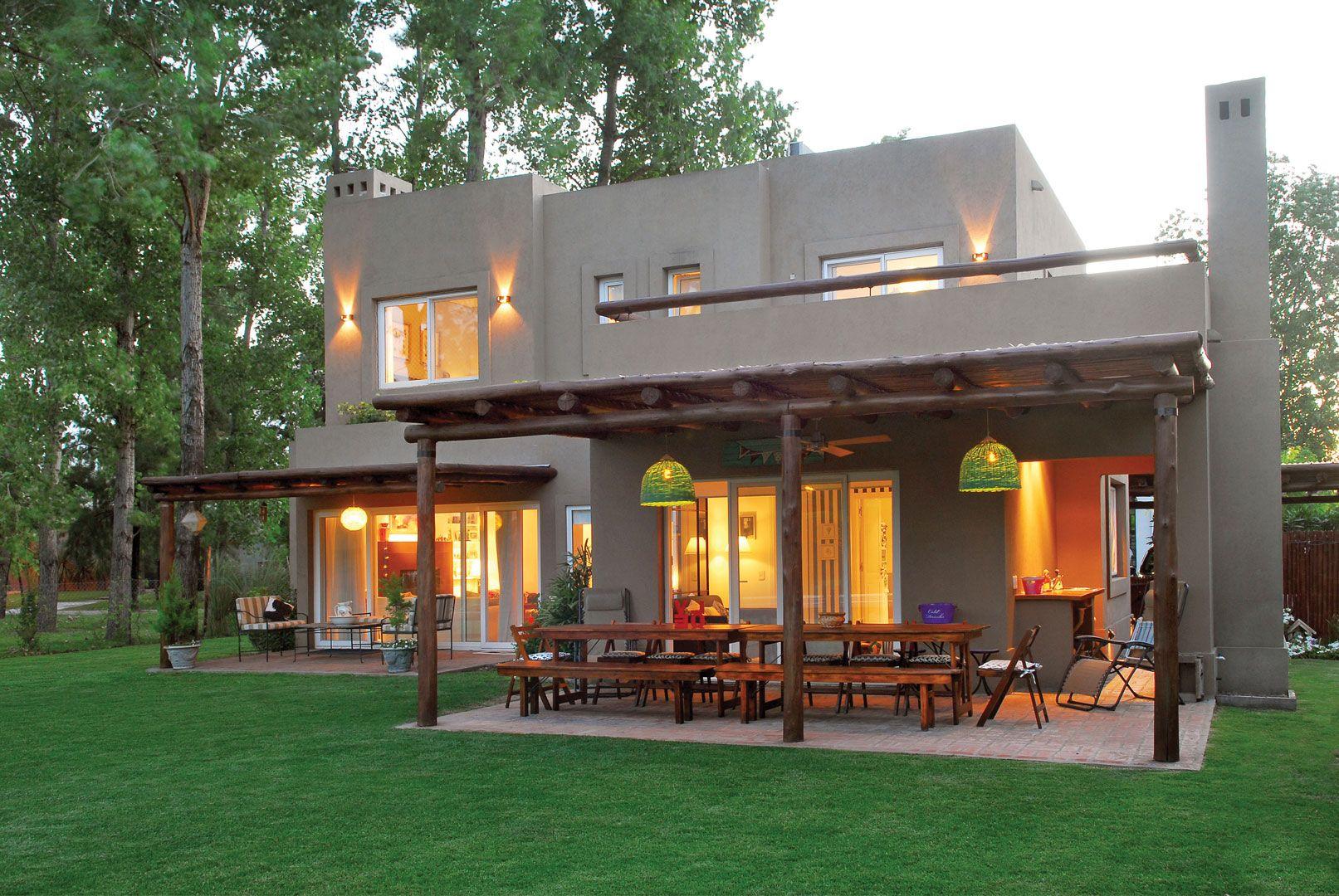 Marconi silva arquitectos sl arquitetura casas y areas externas - Arquitectos casas modernas ...