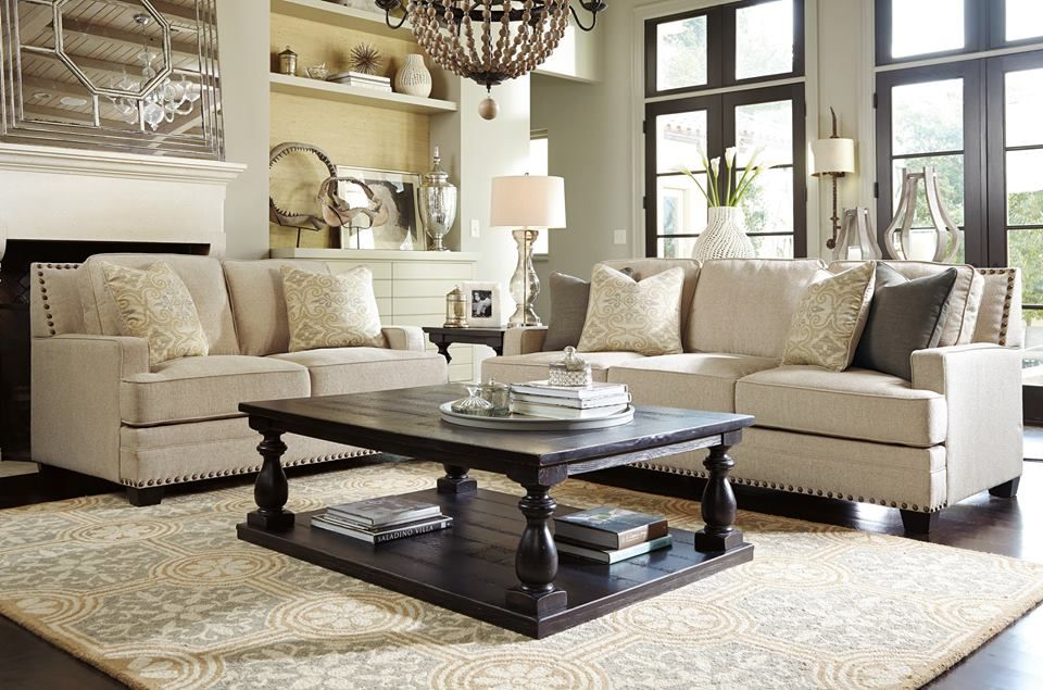 Exceptionnel #ashleyfurniturehomestore #ashleylivingroom #urbanology #homedesignnetwork  Https://www.ashleyfurniturehomestore.com/p/cloverfield Sofa/2790138/