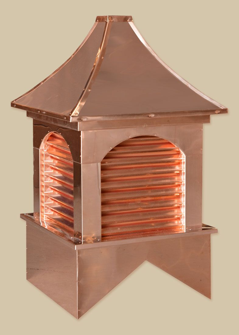 Another Potential Roof Shape Minus The Cupola Part Cupolas Cupola For Sale Copper Roof