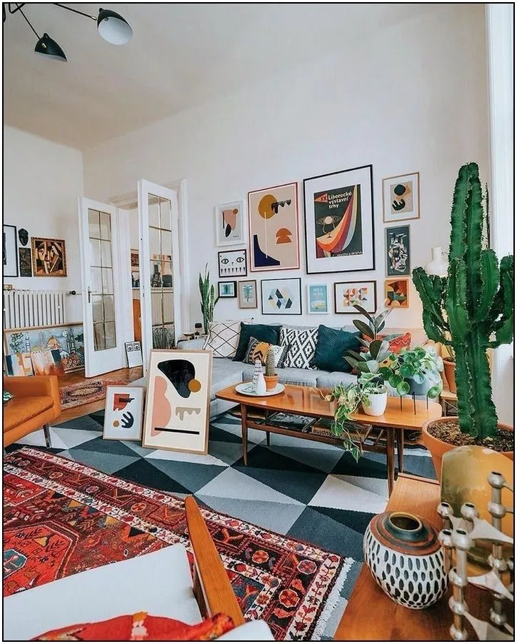 73 Eclectic Living Room Decor Ideas: 142 Extraordinary Home Decor Ideas You Should Already Own
