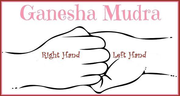 Image result for ganesha mudra stylisé
