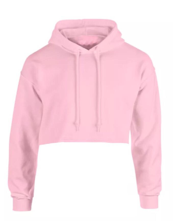678144bab7b Goldie Pink Hoodie. Goldie Pink Hoodie Crop Shirt ...