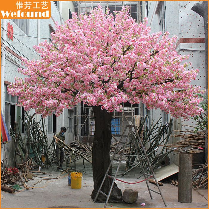 Source Artificial Cherry Blossom Tree Large Outdoor Artificial Trees Cherry Blossoms On M A Artificial Cherry Blossom Tree Cherry Blossom Tree Artificial Trees