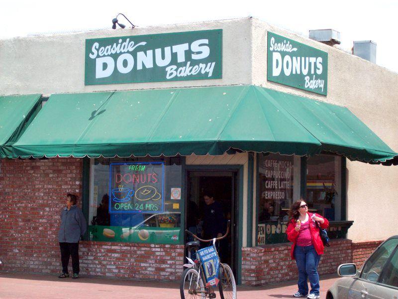 Seaside Donuts Newport Beach Ca 2108 W Oceanfront 92663 949 675 2533