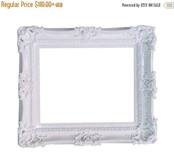 20x24 French frame - baroque frames - shabby chic frame for art ...