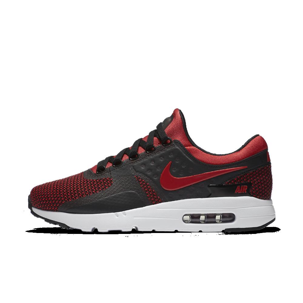 super popular 23c96 0f649 Nike Air Max Zero Essential Men s Shoe Size 11 (Red) - Clearance Sale