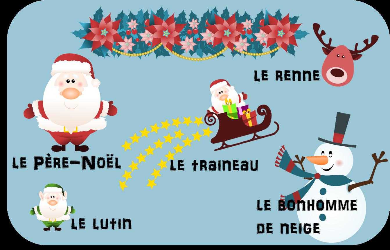 Le Pere Noel Et Cie