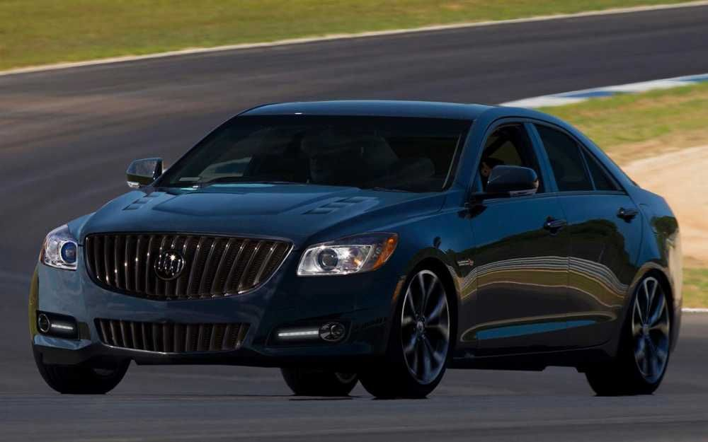 2018 Buick Grand National Grille Buick Grand National Buick