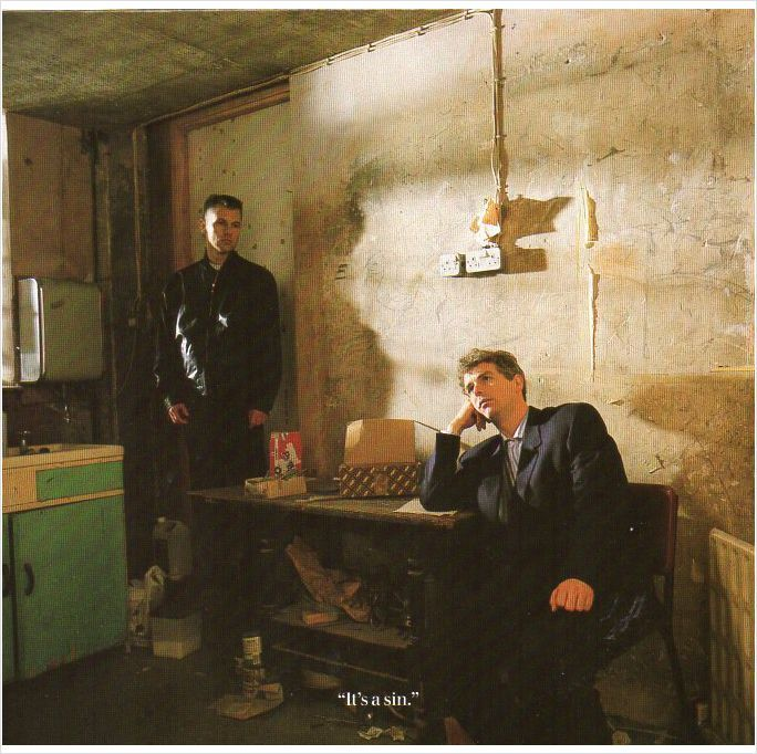 Pet Shop Boys It S A Sin You Know Where You Went Wrong 7 Vinyl