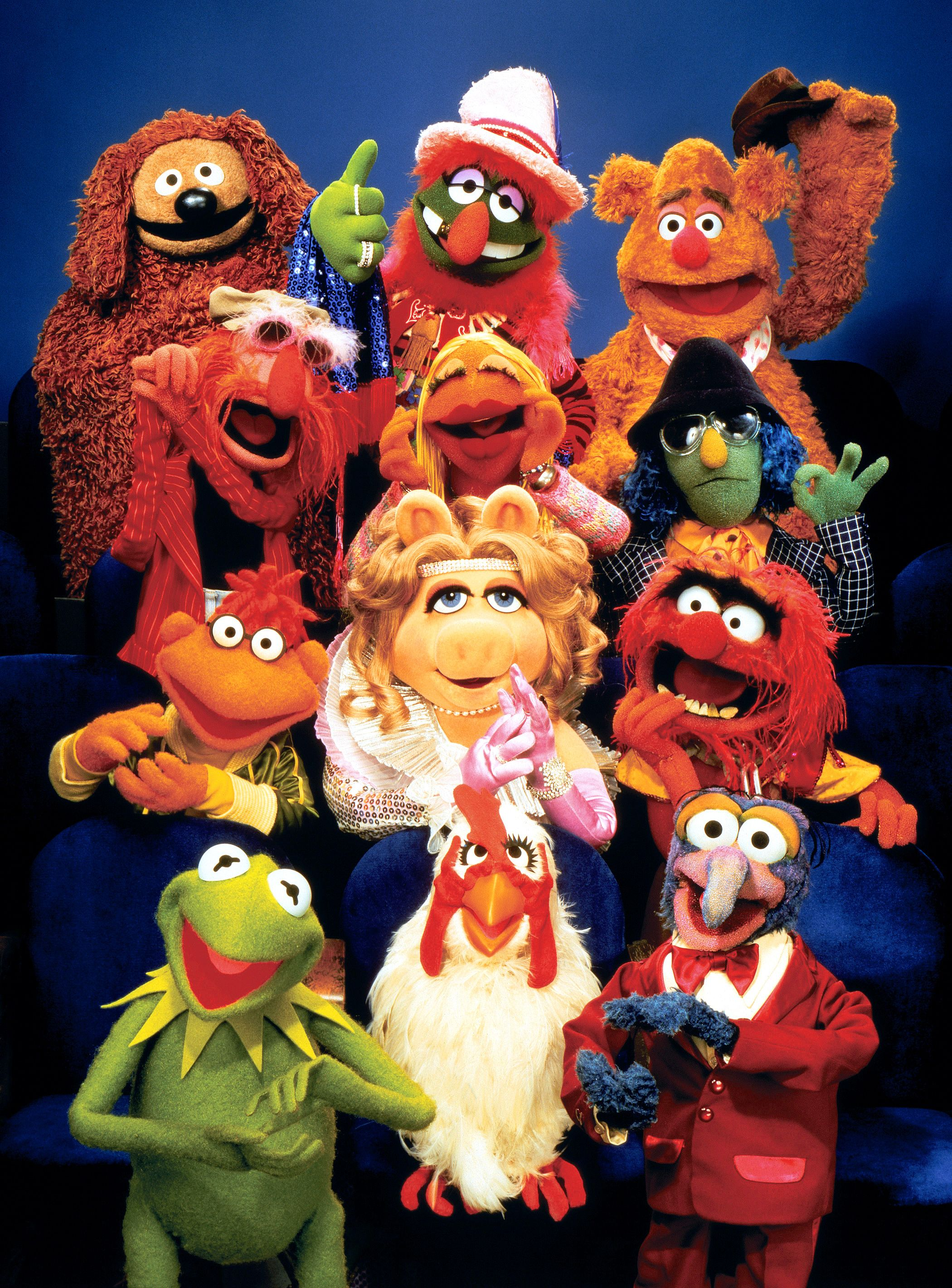 The Muppet Show | Dream Pin Board | The muppet show, Sesame