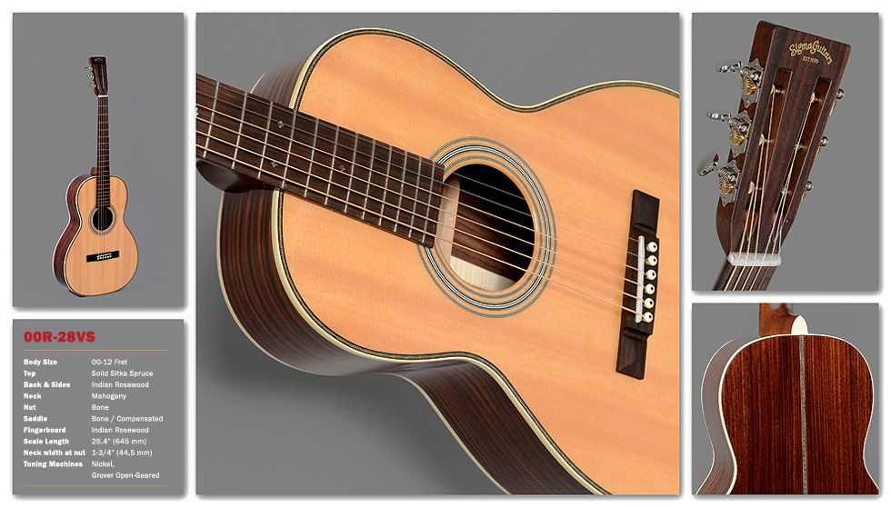 Sigma Guitars The Sigma Story Goes On 00r 28vs Guitar Martin Acoustic Guitar Acoustic Guitar