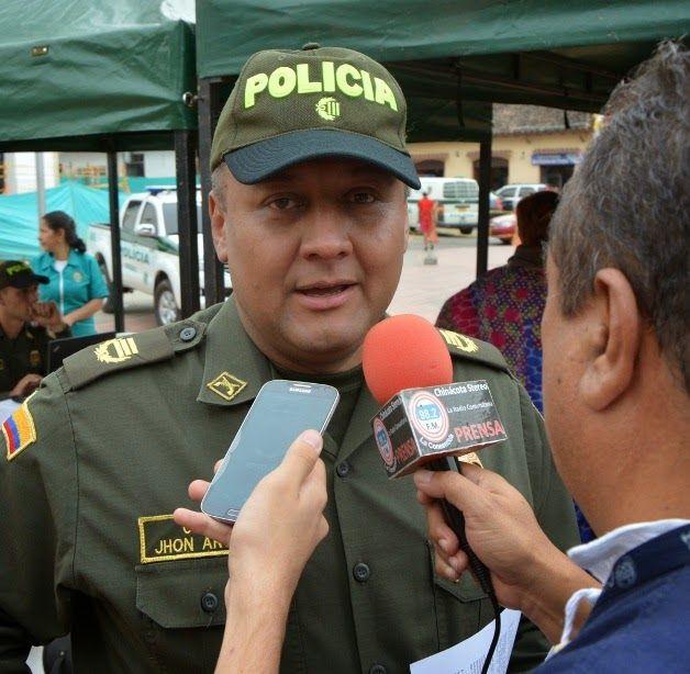 Noticias de Cúcuta: Más de 1800 policías comprometidos con la segurida...