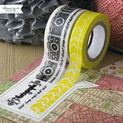 Washi Tape Set at Webster's Pages