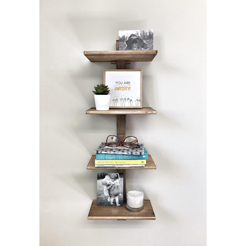 Adjustable Shelf Unit Wall Shelf Nursery Shelf Picture Etsy In 2020 Wall Shelving Units Wall Shelves Small Shelves