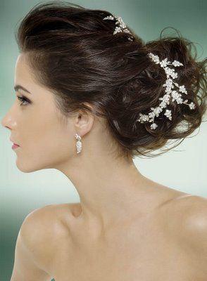 Acessórios de cabelo para noivas 2013 3