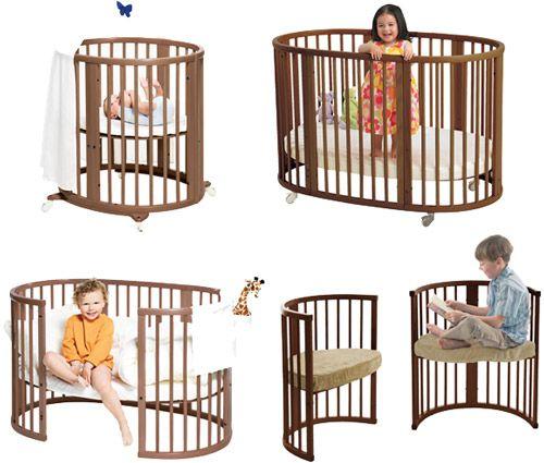 Stokke Crib Boy