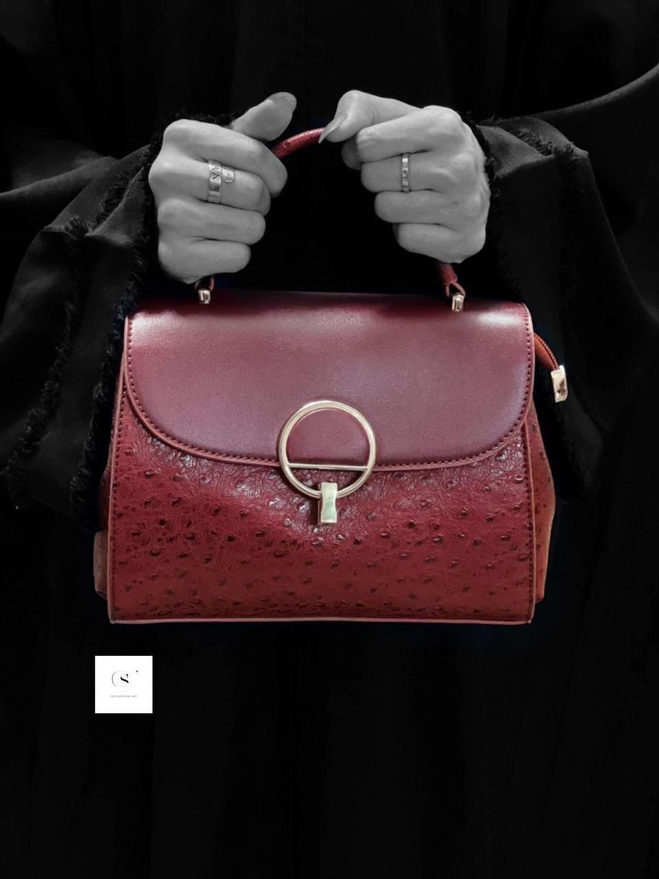 شنطة كروس كبيرة جلد نعام عباءة جوهرة In 2021 Shoulder Bag Bags Chloe Faye