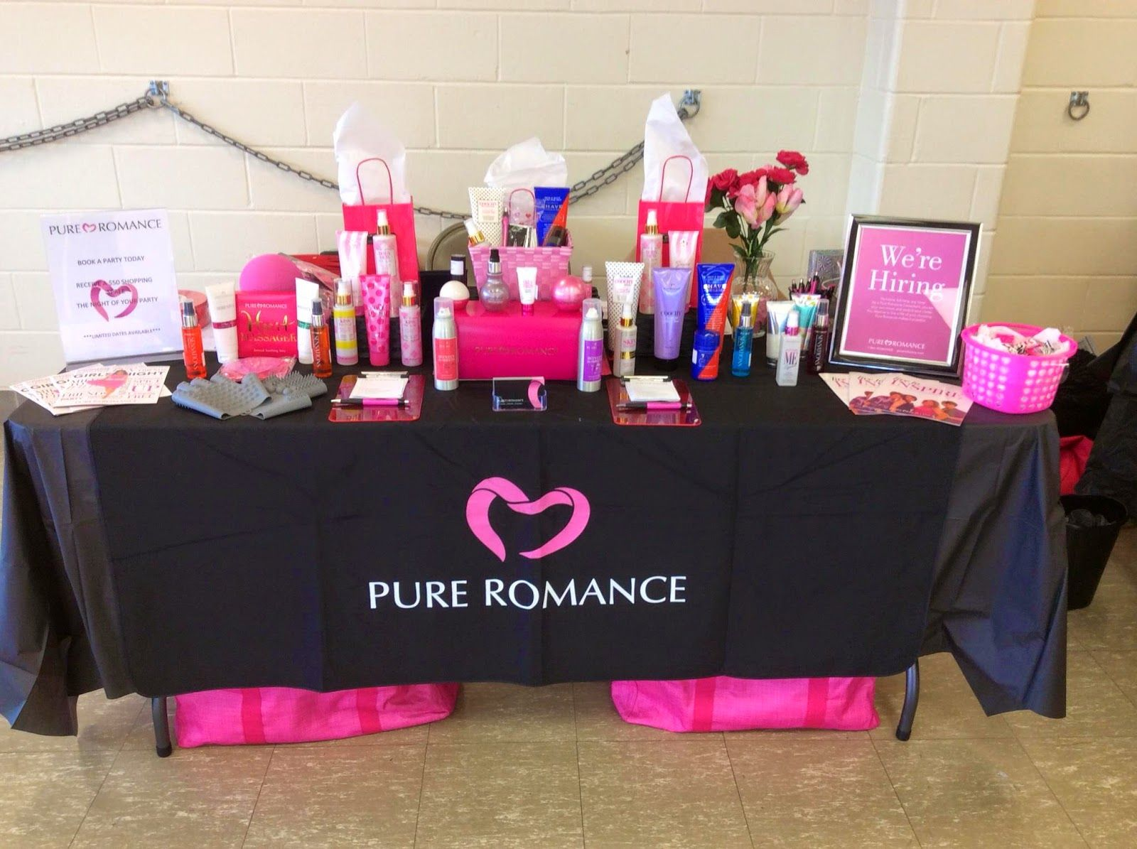 pure romance party ideas - Google Search | Romance Parties ...