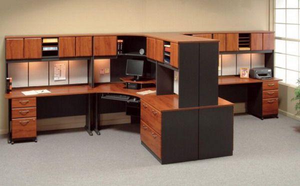 Modular Home Office Furniture Designs Ideas Plans: Modular Home Office Furniture