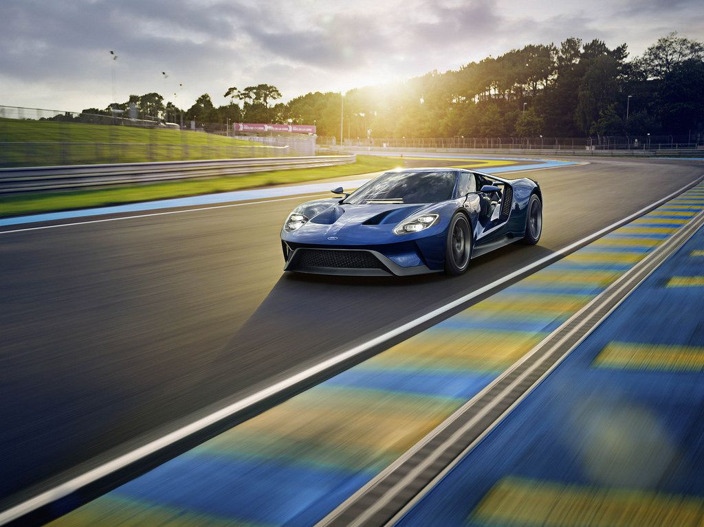 Ford Gt, Ford Sports Cars, Ford