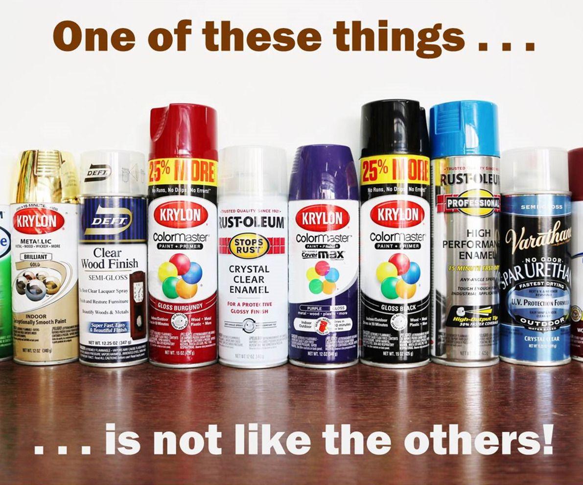 Spray Paint Secret Safe | DIY Small Projects | Secret safe