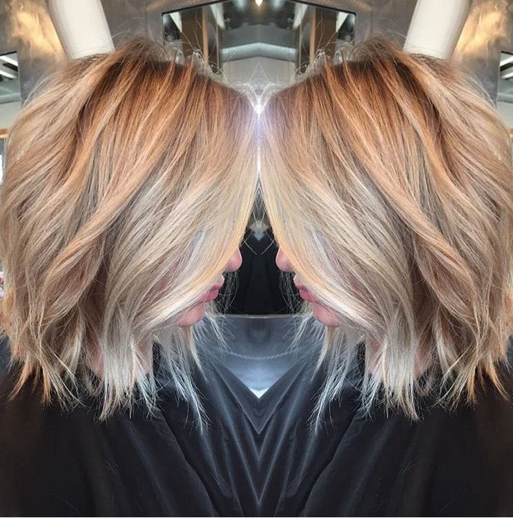 How to Keep It Light, Darken the Root and Minimize