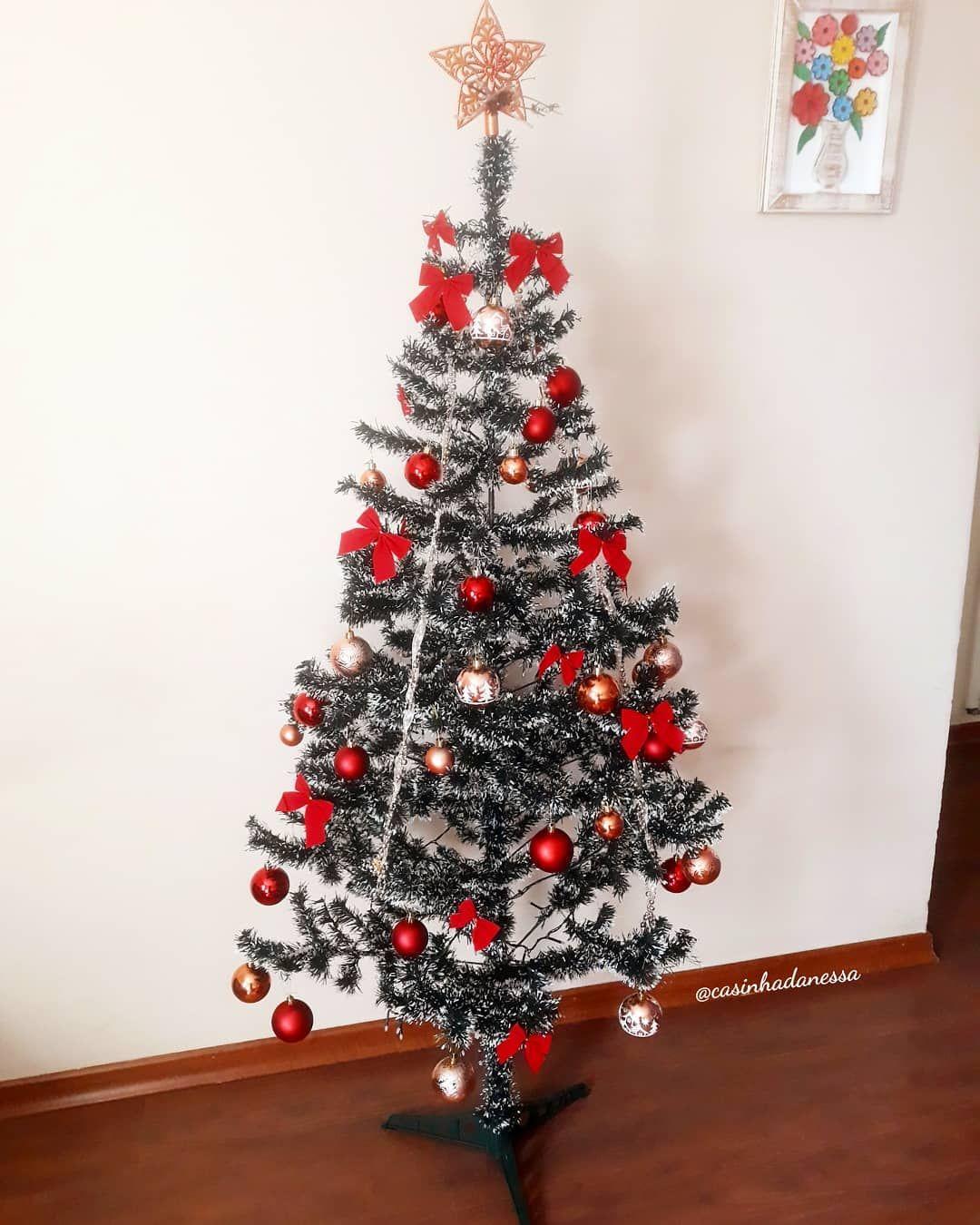 Arvore De Natal Casinhadanessa Climinha Natalino Chegou