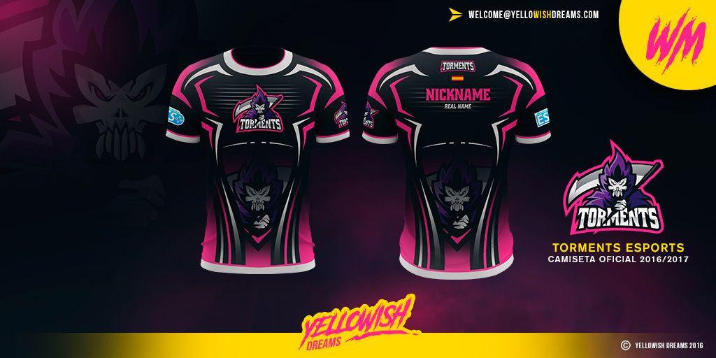 Download Jersey Design Esports Part 1 On Behance Jersey Design Sport Shirt Design Sports Logo Design
