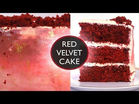 How to Make The Most Amazing Red Velvet Cake | The Stay At ...