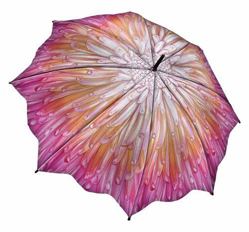 Umbrella from unique vintage