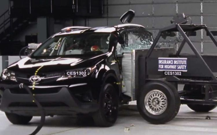 The 2013 Toyota Rav4 In Orlando Is Just One Of The Iihs Top Safety