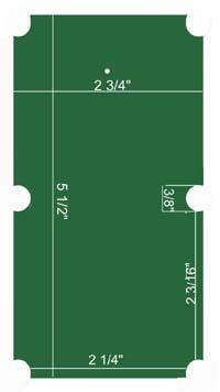 Oneluckybugcom Miniatures Pool Table Tutorial Page - Mini pool table size