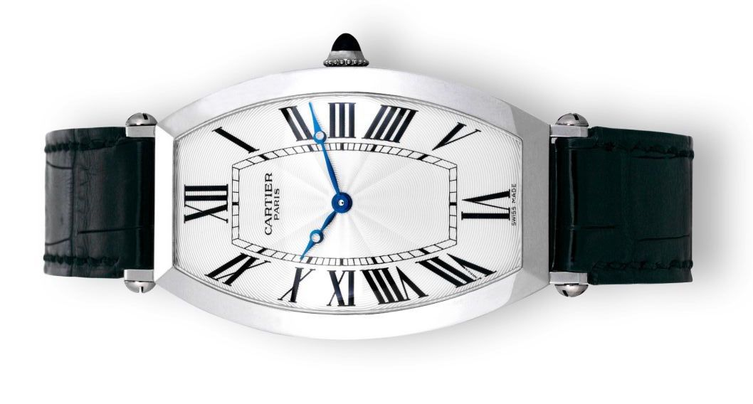 Cartier, Shaping Elegance - The history of Cartier through shaped-watches #monochromewatches