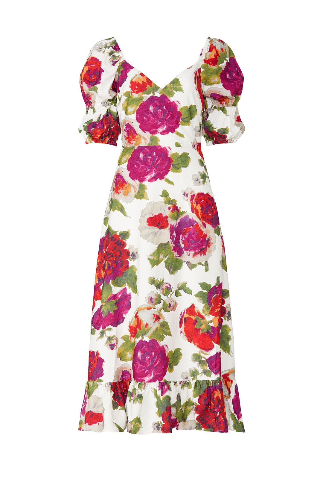 Beyond Midi Dress By La Maison Talulah For 40 55 Rent The Runway Dresses La Maison Talulah Midi Dress