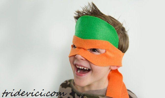 костюм черепахи тортиллы взрослый своими руками