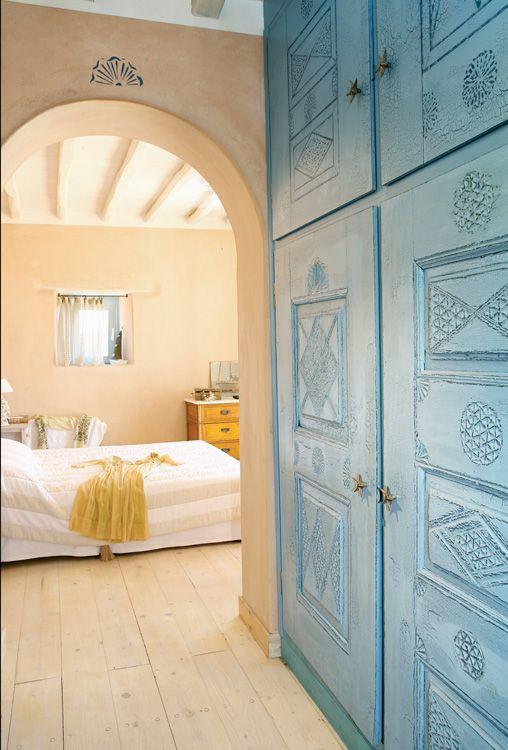 le grand bleu via plan te d co inspiration d co naturel pinterest maison deco maison. Black Bedroom Furniture Sets. Home Design Ideas