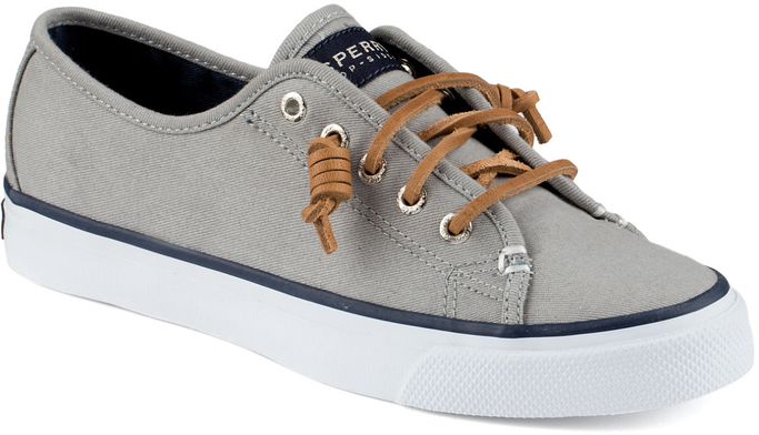 Sperry Top Sider   Seacoast  Charcoal