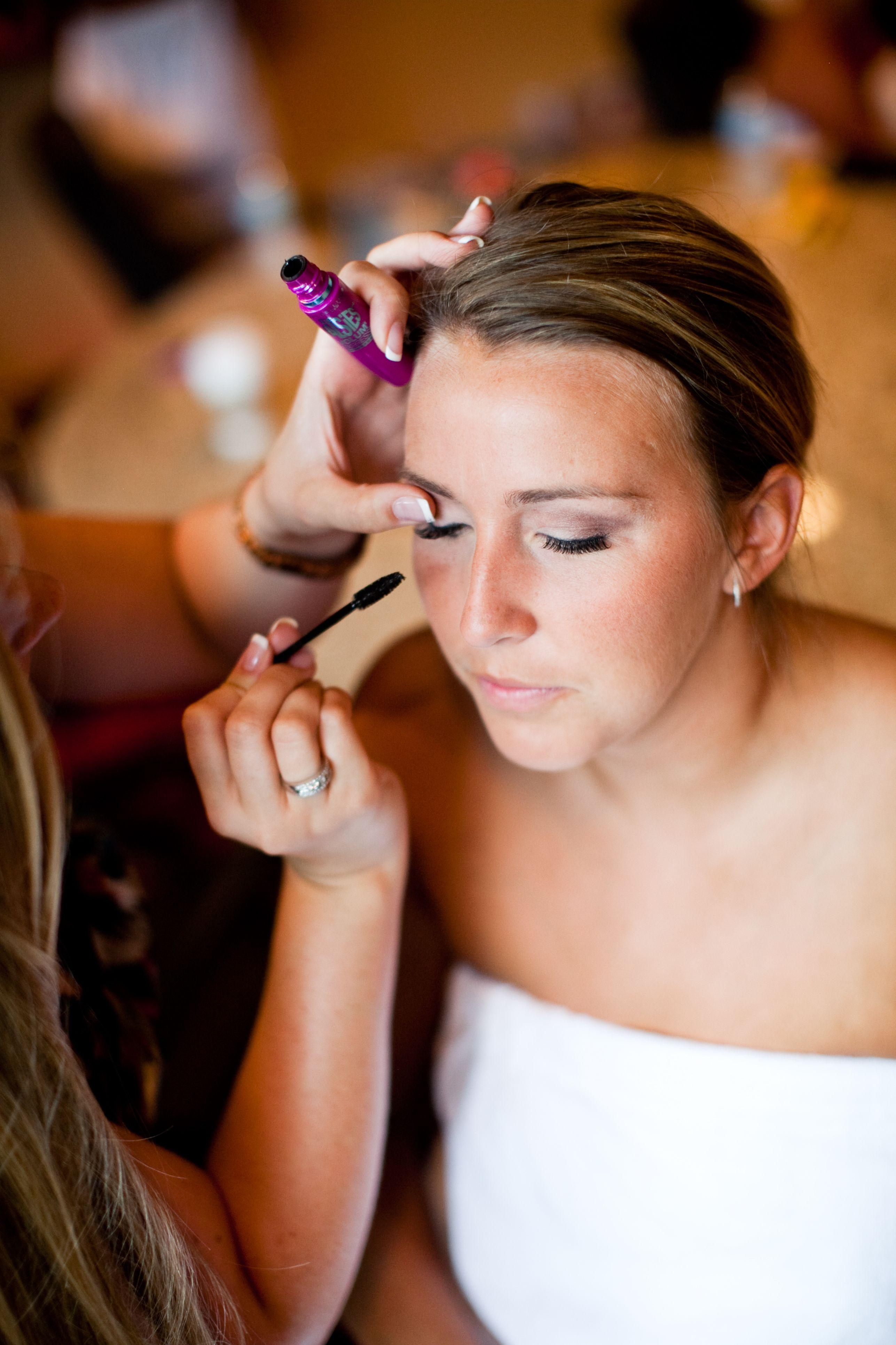 Bridal makeup by momichelle artistry makeup