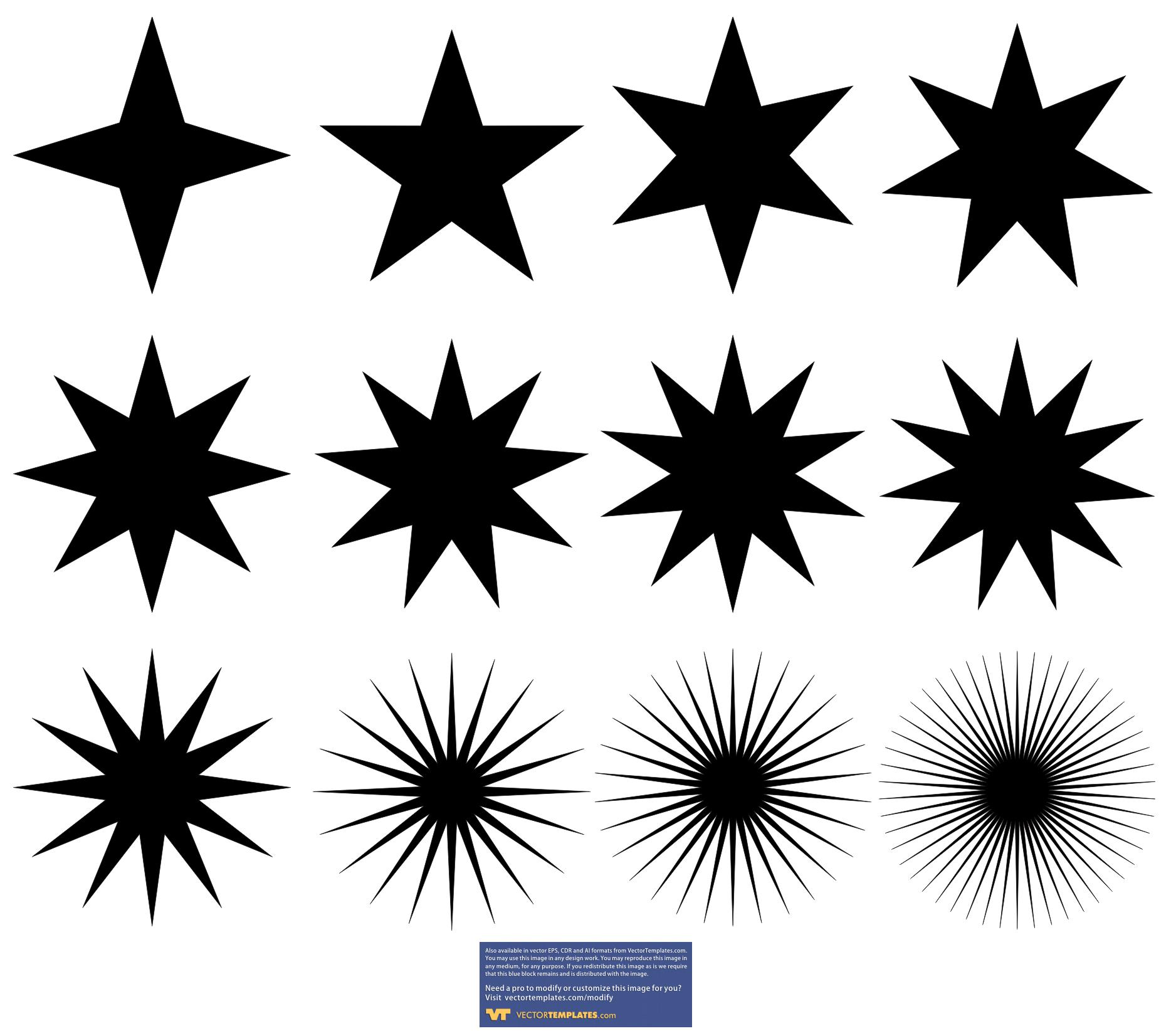 Stars Images Of Stars Star Shapes Star Shape Design Craft Star Designs