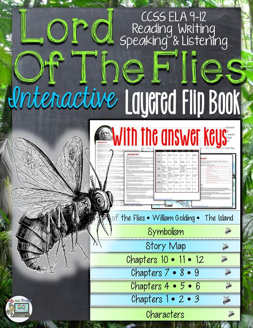 Lord of the flies novel study literature guide flip book flip lord of the flies novel study literature guide flip book buycottarizona