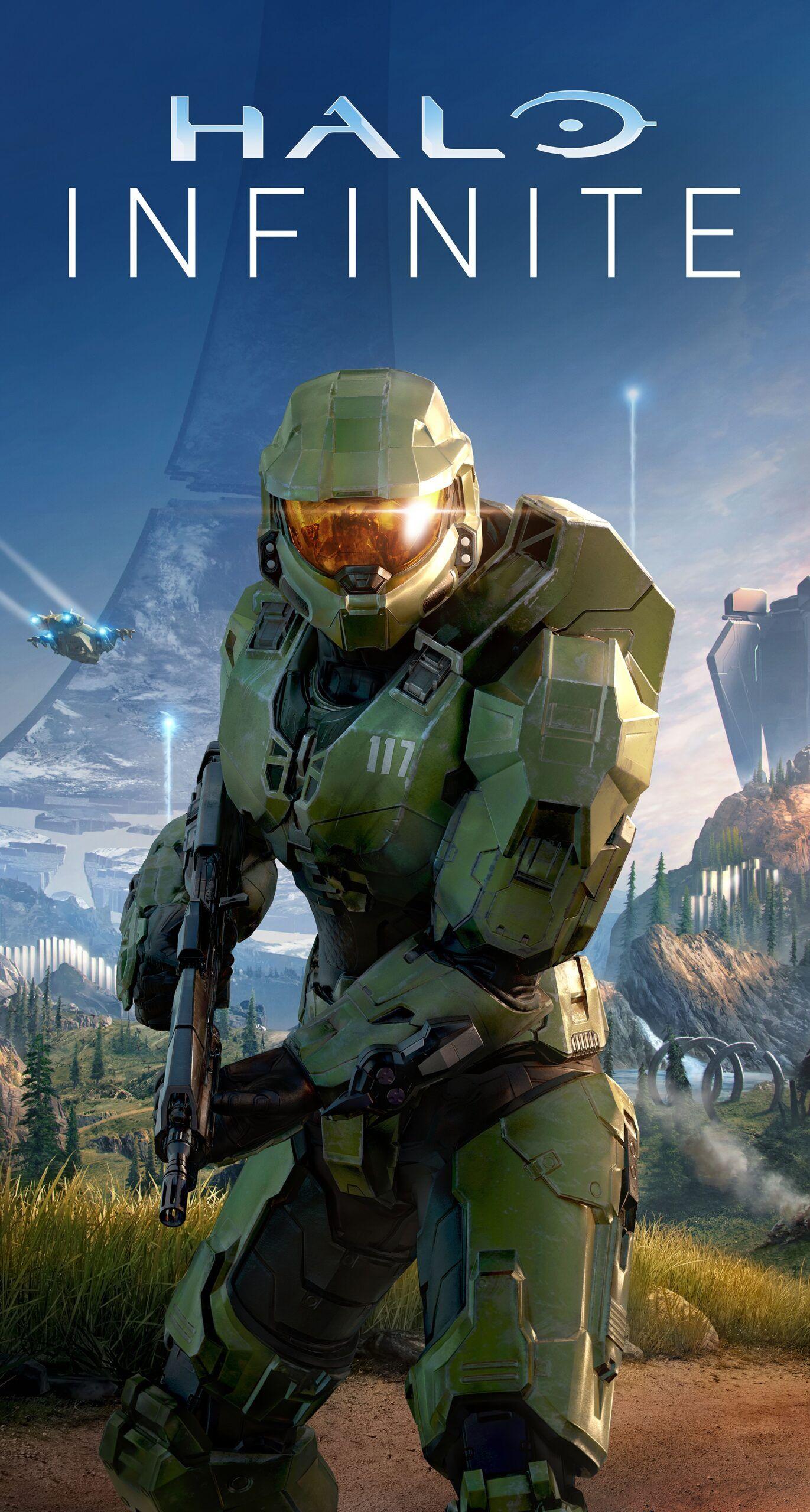 Halo Infinite Cover Art Puts The Spotlight On Master Chief In 2020 Halo Xbox Halo Spartan Halo