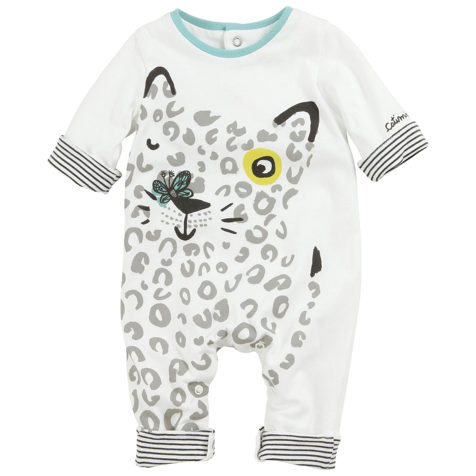 Catimini Baby Boys Sleepsuit