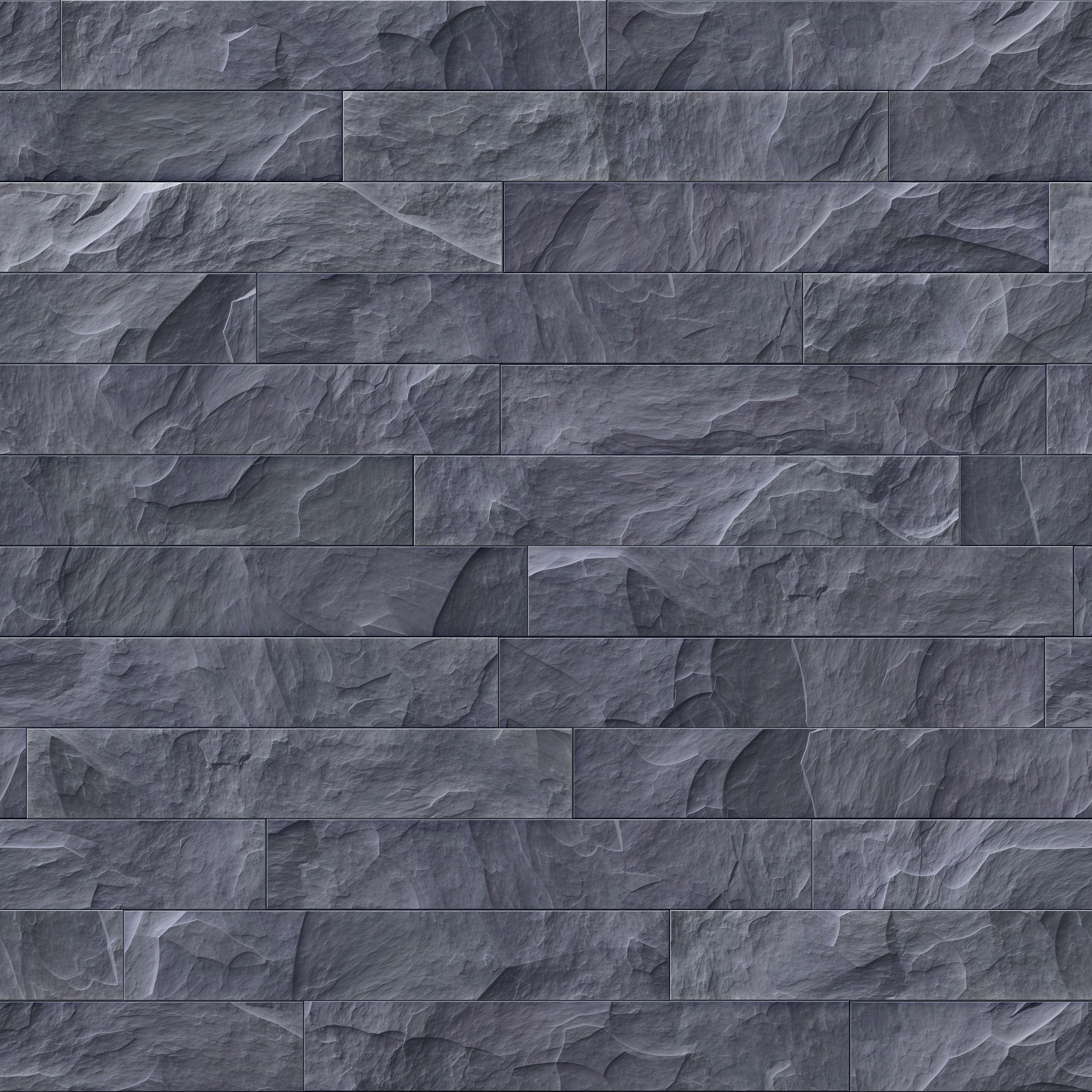 Excellent Seamless Slate Stone Floor Texture