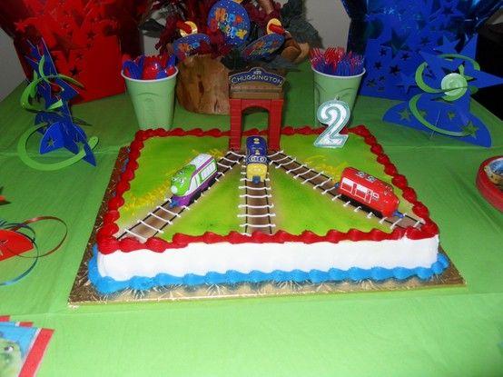 Chuggington Party Chuggington Party Pinterest Birthdays