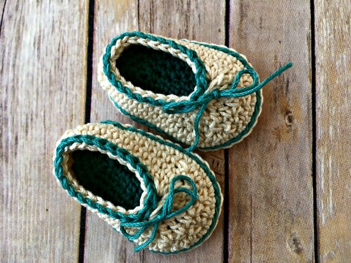 Basic Baby Booties - Free Crochet Pattern | Pinterest | Patrones ...
