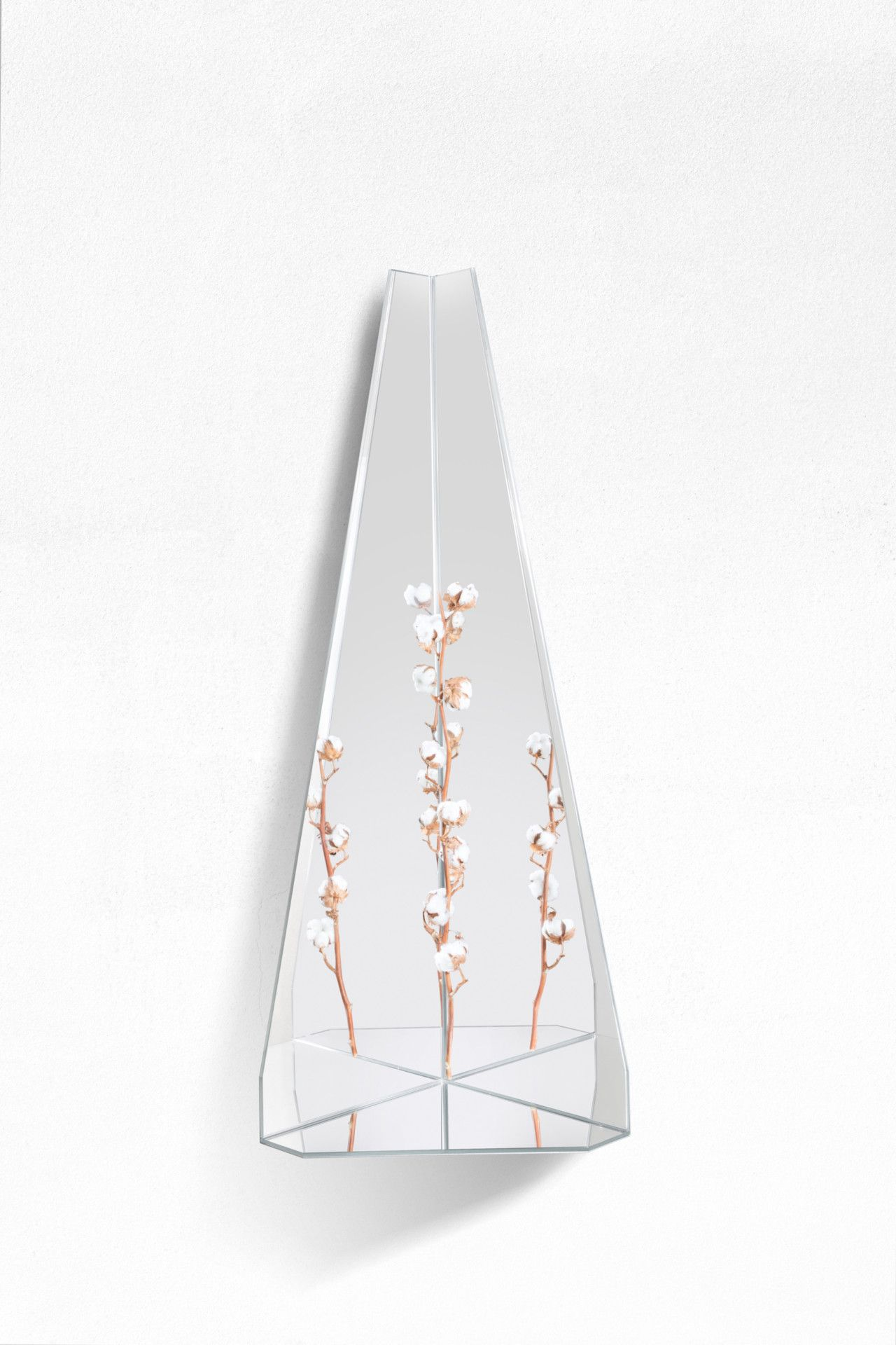 Five Mirrors, Infinite Reflections Riflessioni By Marco Brunori For Adele C