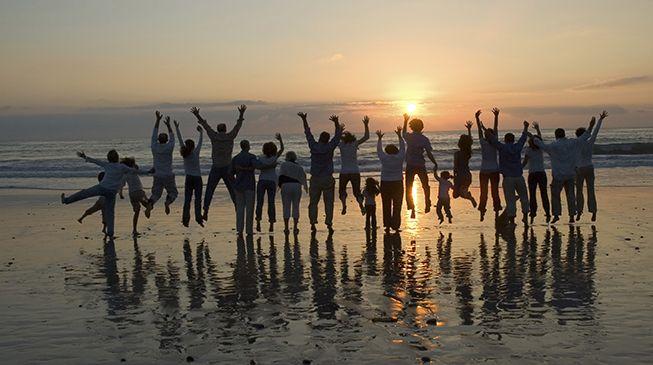 OR/WA Coast Family Reunions - Beach House Rentals