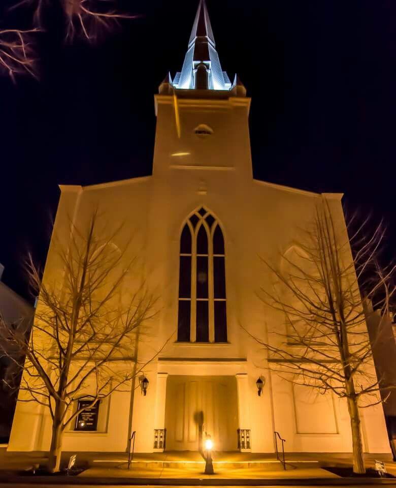 Maysville Presbyterian Church. By Scott Arthur House